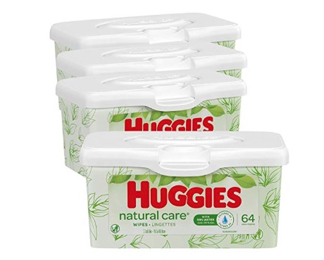 Top 8 best baby wipes To Buy 2020 Huggies Natural Care wipe