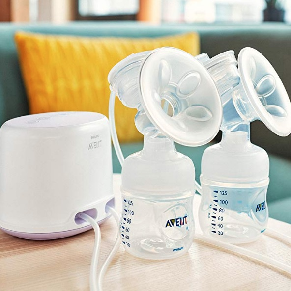 philips avent sacaleches doble